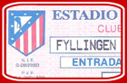 V. Calderón, At. Madrid - Fyllingen, 1992